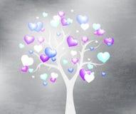 Beautiful tree design background Royalty Free Stock Photos
