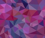 Beautiful Triangle iridescent seamless pattern Royalty Free Stock Photography