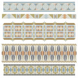 Beautiful trim or border collection Royalty Free Stock Photo