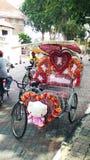 Beautiful Trishaw Royalty Free Stock Images