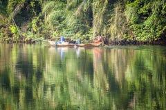 Beautiful tropic scenics Royalty Free Stock Photo