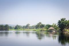 Beautiful tropic scenics Royalty Free Stock Images