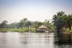 Beautiful tropic scenics Royalty Free Stock Photos