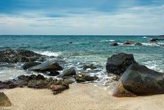 Free Beautiful Tropical Beach. Royalty Free Stock Photo - 25078125