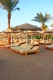 Beautiful tropical beach early morning. Royalty Free Stock Photo