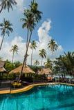 Beautiful tropical beach at island Koh Chang. Thailand Royalty Free Stock Images