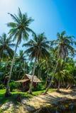 Beautiful tropical beach at island Koh Chang. Thailand Royalty Free Stock Image
