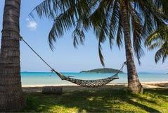 Beautiful tropical beach at island Koh Chang. Thailand Stock Image