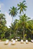 Beautiful tropical beach at island Koh Chang Royalty Free Stock Images