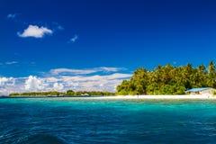 Beautiful tropical beach, Maldives Royalty Free Stock Photos