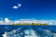 Beautiful tropical beach, Maldives Stock Image
