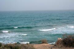 Beautiful tropical beach on paradise Island. Canary Island Fuerteventura Spain. Stock Image