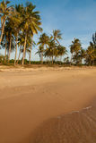 Beautiful tropical beach at Phu Quoc island in Vietnam Royalty Free Stock Photography