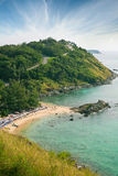 Beautiful tropical beach in Phuket. Thailand Stock Image