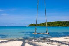 Beautiful tropical beach Royalty Free Stock Photos