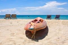 Beautiful tropical beach Royalty Free Stock Image