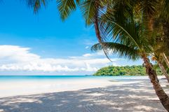Beautiful tropical beach Stock Image
