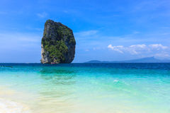 Beautiful tropical island of Andaman sea Royalty Free Stock Image