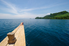 Beautiful tropical island destination Royalty Free Stock Photo