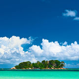 Beautiful tropical island Stock Photography