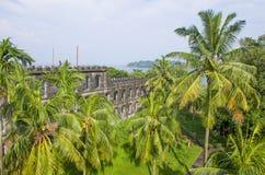 Beautiful tropical landscape island Andaman Sea. Beautiful tropical landscape island in Andaman Sea Stock Photo
