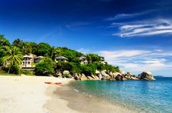 Beautiful tropical landscape. Samui Island, Thailand Stock Photography