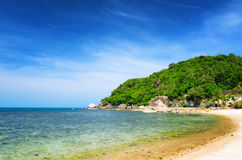 Beautiful tropical landscape. Samui Island, Thailand Stock Photography