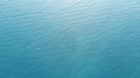 Beautiful tropical ocean with small wave Royalty Free Stock Photography