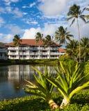 Beautiful Tropical Resort Royalty Free Stock Images