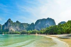 Beautiful Tropical Sand Beach Royalty Free Stock Image