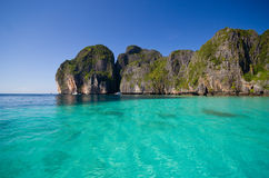 Beautiful Tropical Sea Stock Image