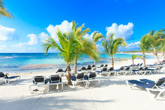 Beautiful tropical sea Royalty Free Stock Image