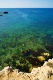 Beautiful tropical seascape Royalty Free Stock Photos