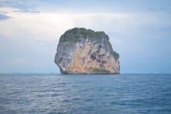 Beautiful tropical stones Royalty Free Stock Photo