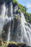 Beautiful tropical waterfall Royalty Free Stock Photos