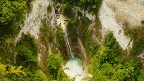 Free Beautiful Tropical Waterfall Philippines, Cebu Stock Photography - 157252182