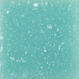 Beautiful turquoise glass mosaic texture Stock Images