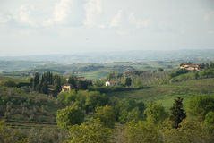Beautiful Tuscany Stock Photos