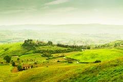 Beautiful Tuscany landscape Stock Image