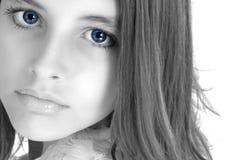 Beautiful Tween royalty free stock image
