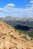 Beautiful Uinta Mountains. Stock Photos
