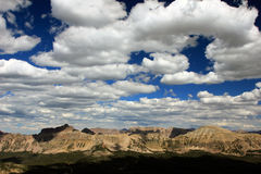 Beautiful Uinta Mountains. Stock Image