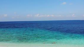 Ukulhas island, Maldives stock video