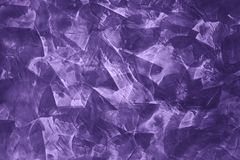 Beautiful Ultra Violet texture stock image