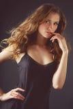 Beautiful underwear model Royalty Free Stock Photo