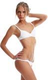 beautiful underwear woman στοκ εικόνες με δικαίωμα ελεύθερης χρήσης