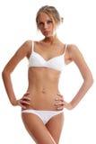 beautiful underwear woman στοκ φωτογραφία