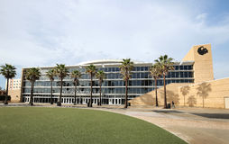 Beautiful University of Central Florida CFE Arena royalty free stock photo
