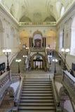 Beautiful university of Vienna royalty free stock photos