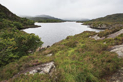 Beautiful Upper Lake in Killarney National Park. Royalty Free Stock Photo